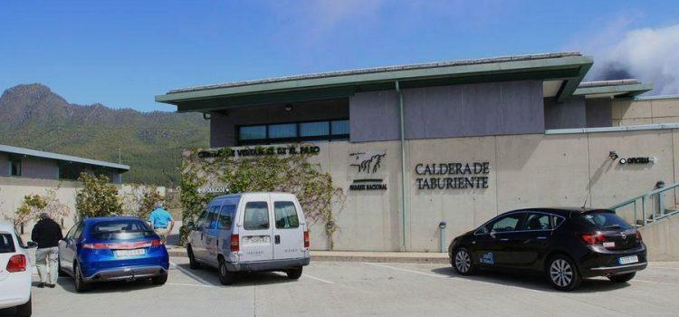 Besucherzentrum des Nationalparks La Caldera de Taburiente