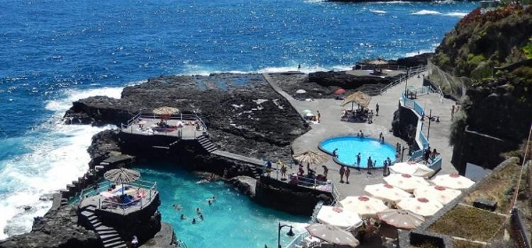 Charco Azul Seawater Pools