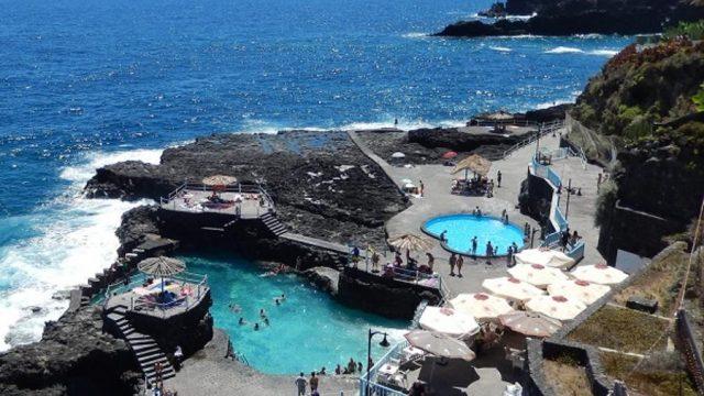Naturschwimmbecken Charco Azul