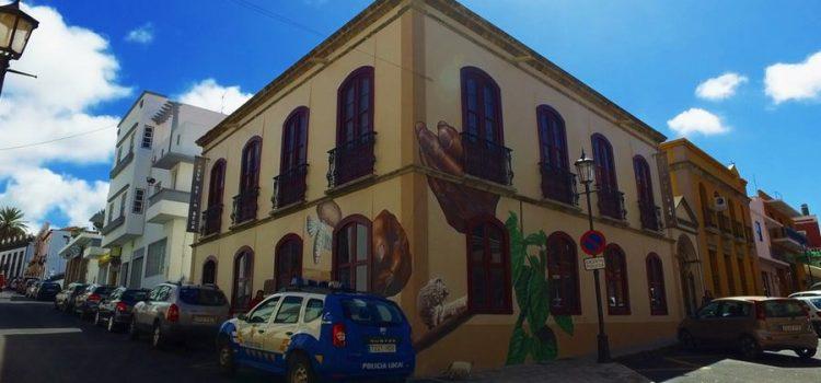 Seidenmuseum Las Hilanderas