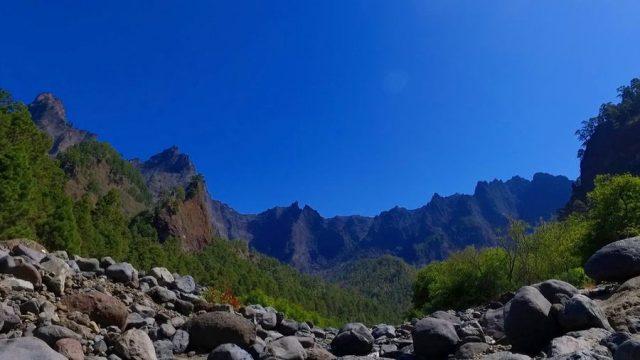 National Park Caldera de Taburiente