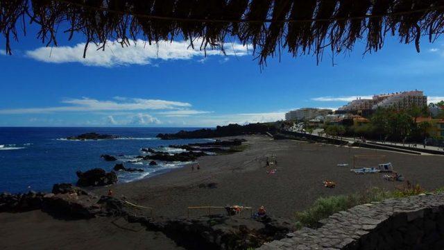 Los Cancajos Beach