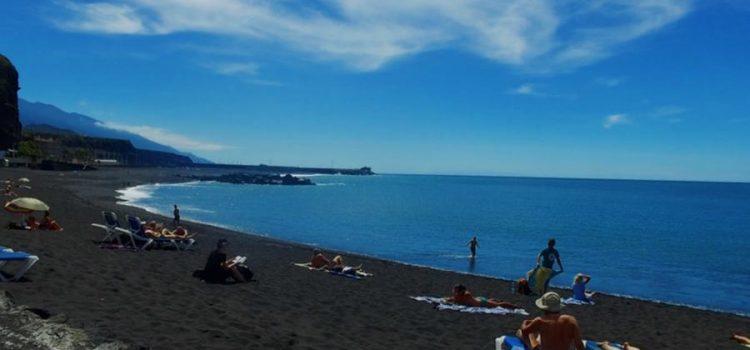 Puerto de Tazacorte Strand