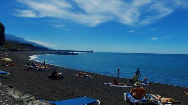 Puerto de Tazacorte Beach