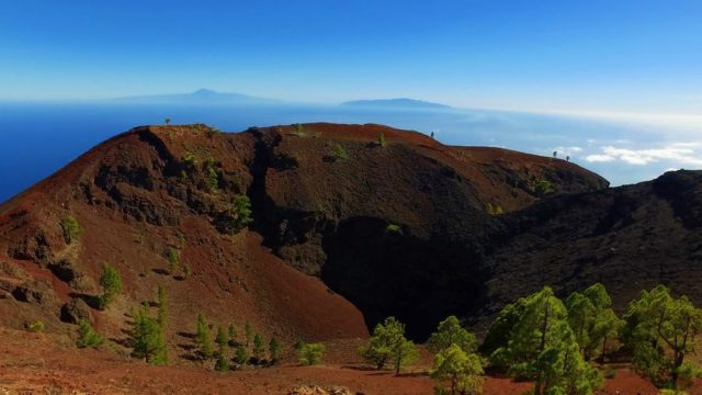 Volcanoes Route