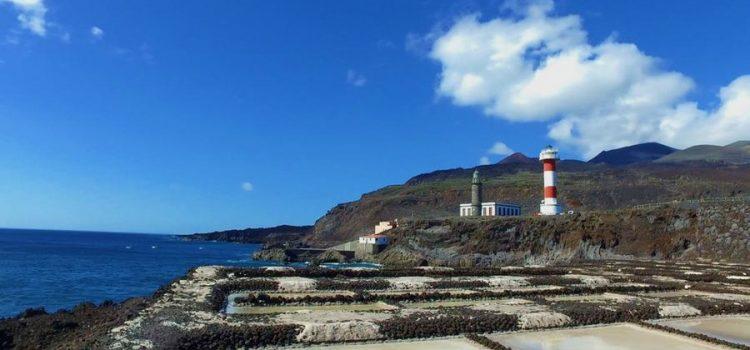 Saline und Leuchtturm von Fuencaliente