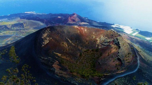Volcanoes of Fuencaliente